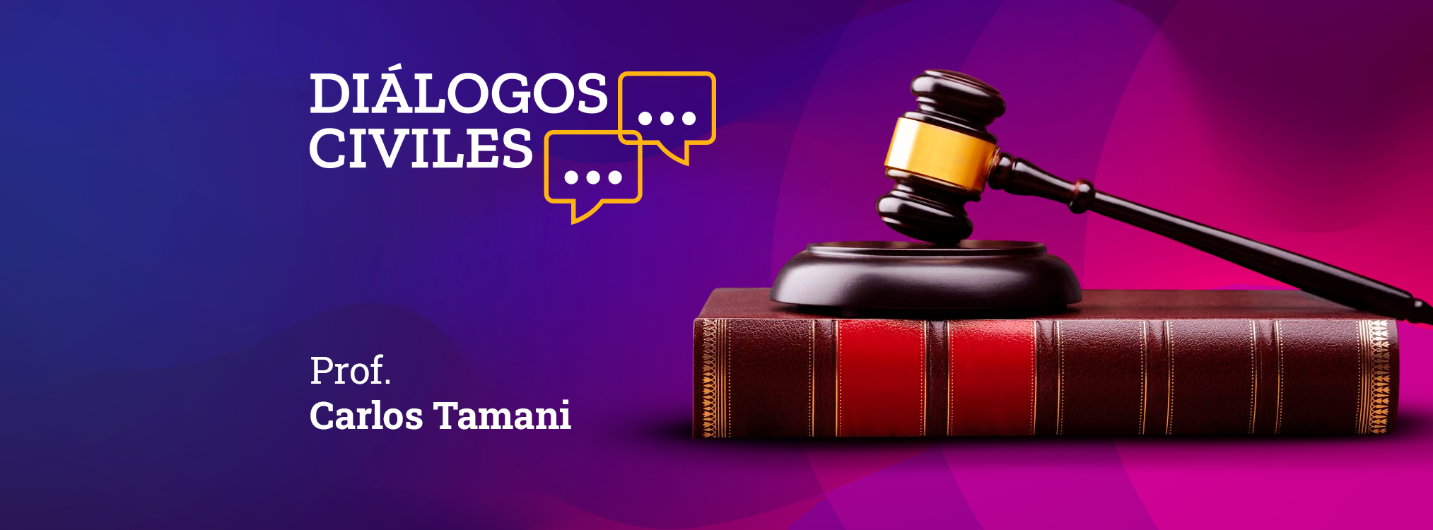 Carlos Tamani Rafael | Diálogos Civiles